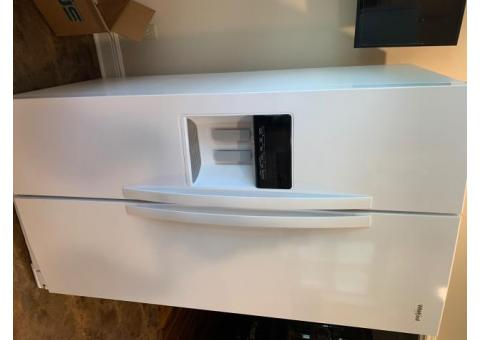 Brand New Whirlpool Refrigerator