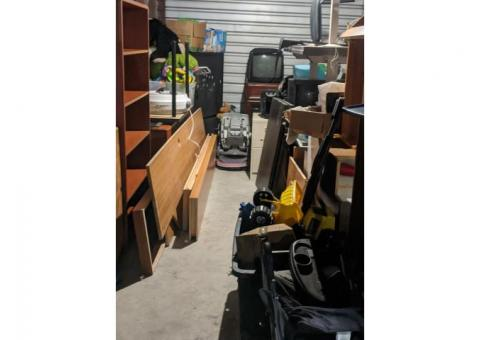 Storage Clean Out TODAY ONLY !!! Office Furniture & Retail Display Cabinets
