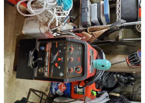 tig / stick welder