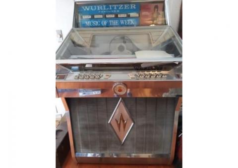 1962 Wurlitzer Juke Box